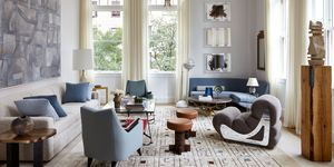 Una residencia fresca del 555 West End diseñada por Charlie Ferrer