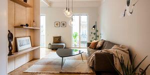 Apartamento con decoración moderna en Poble Sec