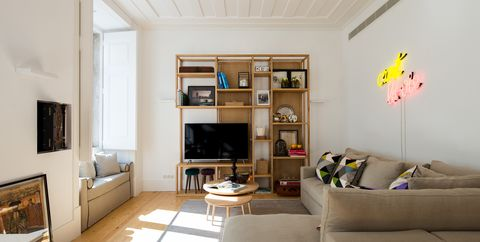 Apartamento en el centro de Lisboa