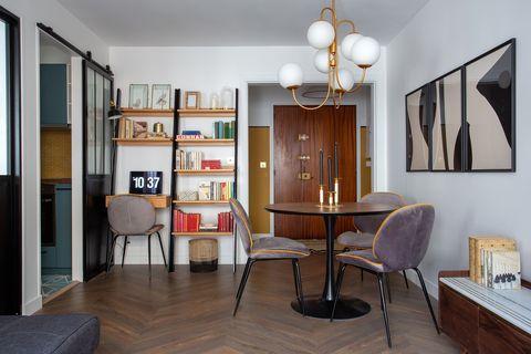 Apartamento reformado en París