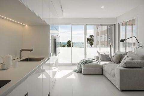 Apartamento Suite Sea diseñado por Susanna Cots