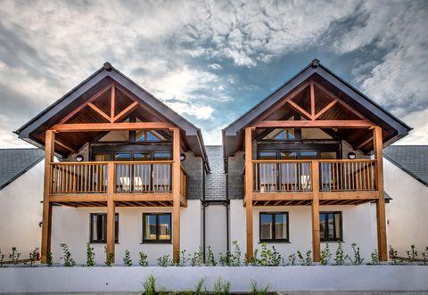 Apartamentos del hotel Polurrian Bay