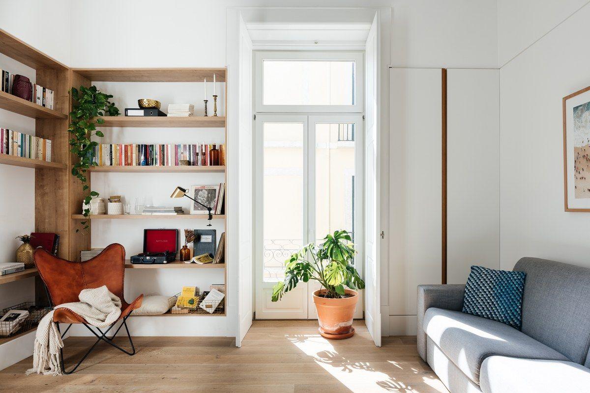Hotel con apartamentos en Lisboa