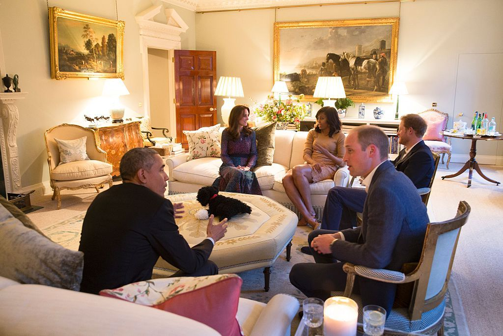 Kate Middleton and Prince William have an Ikea bedroom set at Kensington Palace