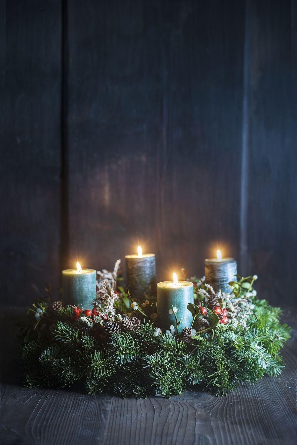 34 Easy Christmas Home Decor Ideas Small Space Apartment