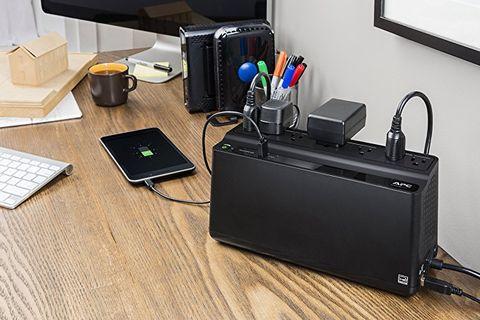 Desk, Office, Technology, Electronic device, Computer desk, Furniture, Personal computer, Desktop computer, Gadget, Electronics,