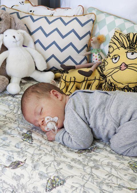 pintar habitación del bebé