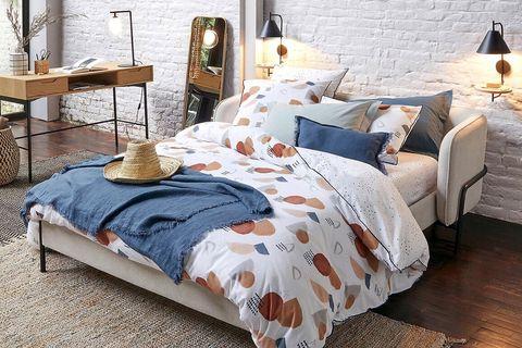 cambia el ambiente de tu dormitorio en un día