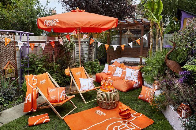 aperol is giving away 100 summer garden kits