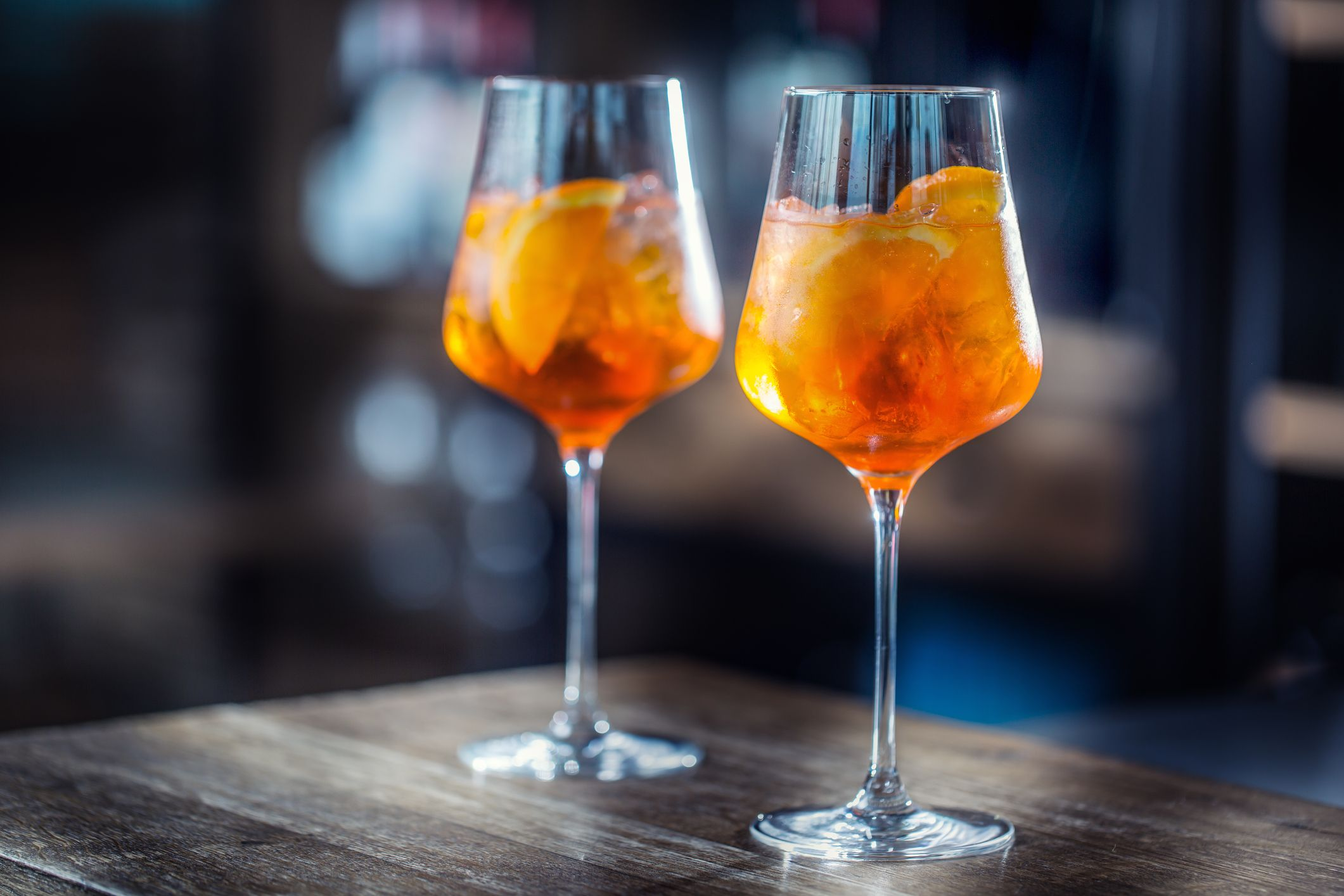 The History of the Aperol Spritz