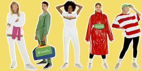 8387ac86ac United Colors of Benetton lancia la sua prima collaborazione con un  department store, Selfridges di