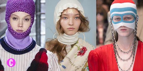 I cappelli per la moda autunno inverno 2018-2019 non sono più così di moda 2f60cd90cc83