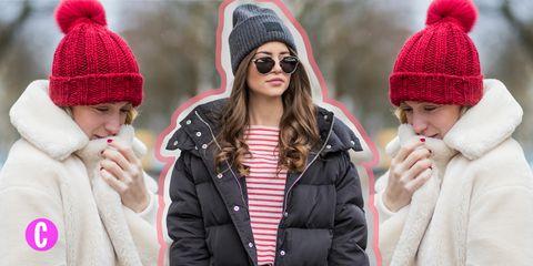 Finalmente è arrivato il cappello che se hai i capelli lunghi ti farà  svoltare dbdf189bf1d3