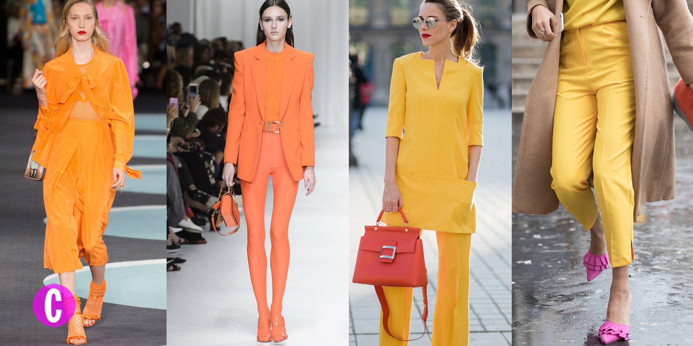 Scopri i colori moda primavera estate 2018 e gli abbinamenti più cool per  un look di