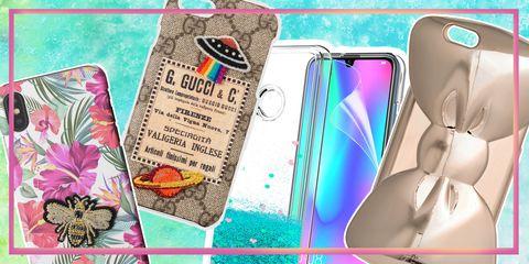 super popolare 68258 bd2dd 8 cover per cellulari da tenere in mano come gioielli tutta ...