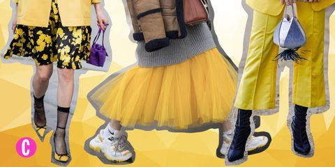 eaf7a06aecf5 Nel giorno della festa della donna vestirsi di giallo non è un cliché