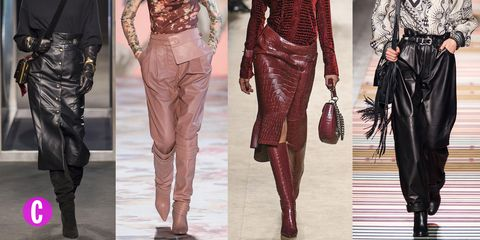 marchi riconosciuti disegni attraenti sconto fino al 60% Le gonne e i pantaloni moda Autunno Inverno 2018-2019