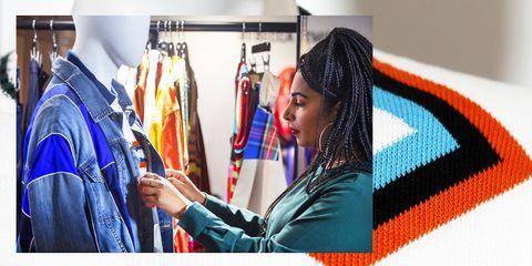 All'ottava edizione dei H&M Design Awards 2019 vince la moda sostenibile e lungimirante di Priya Ahluwalia, laureata all'Università di Westmister di Londra, vince con una collezione che combina materiali riciclati e tessuti sostenibili.