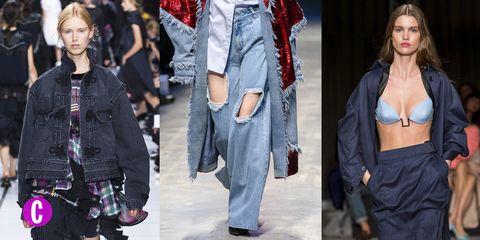 20 nuovi modi per indossare i jeans e il denim questa primavera estate 2018 ddcac784fab