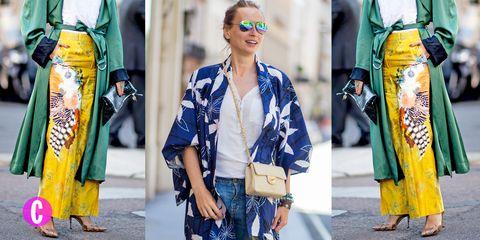 8b7a42ff3fc0 Hai già pensato di indossare il kimono come nuovo cappotto leggero per la  moda primavera estate