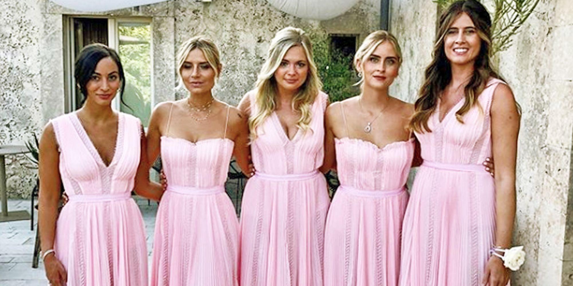1ba3ee0f7151 Matrimonio di Chiara Ferragni e Fedez i look degli invitati