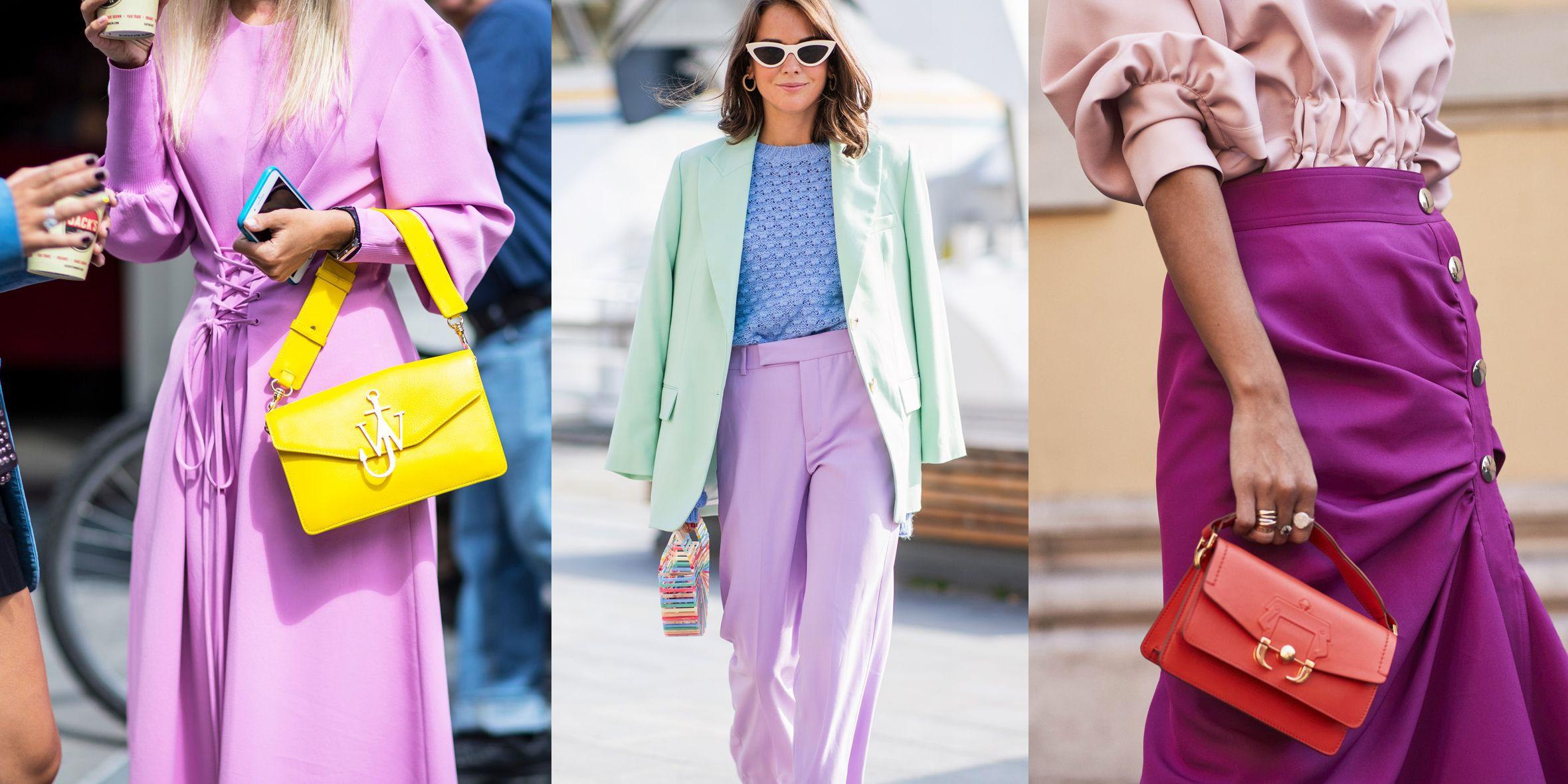 Colori Da Abbinare Al Rosa moda 2019, come abbinare i colori per creare outfit cool