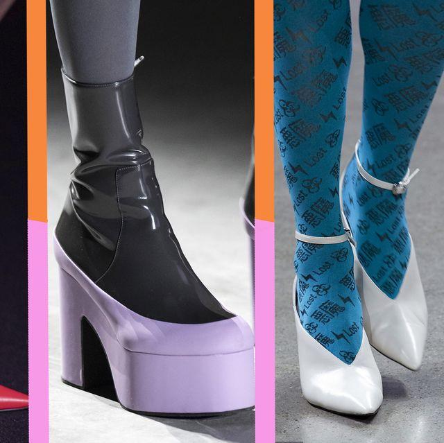 huge discount 9ed16 c0b0c Moda autunno inverno 2019-2020, le scarpe che adorerai ...