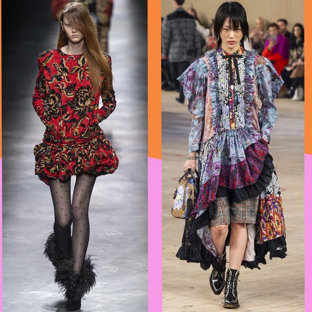 8f8c5c0adf09 La moda autunno inverno 2019-2020 guarda ai vestiti come chiave di volta  dei prossimi