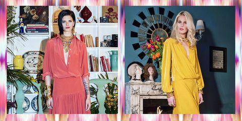 La moda ha trovato una nuova stella, il fashion designer Michele Capalbo che firma la sua linea La Jolie Fille: il cinema lo adora e le attrici fanno a gara per indossare i suoi abiti.