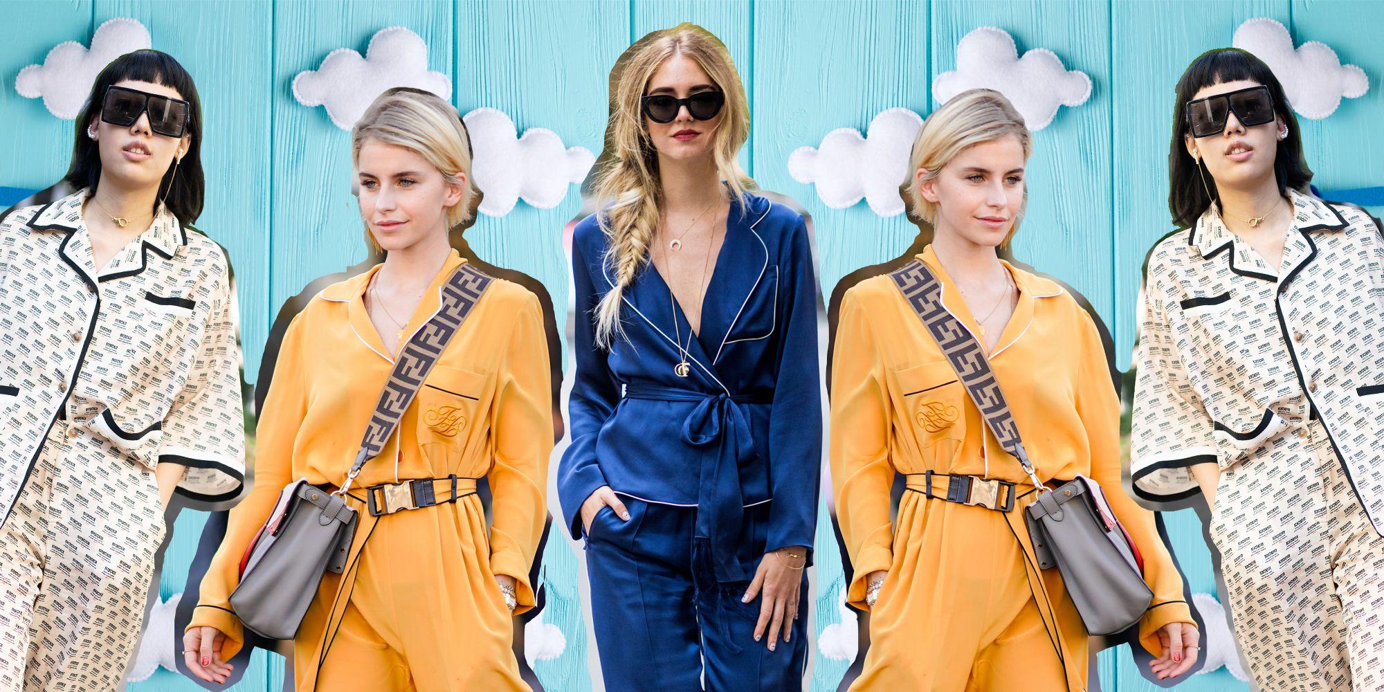 Un pigiama come un tailleur elegante: è questo il trend moda dell'inverno 2019 da seguire a occhi chiusi con i trucchi per non sembrare appena uscita dal letto vero, tipo niente pigiama unicorni.