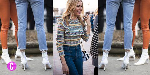 09838ad4b25d Scopri la moda jeans 2018 con i modelli più cool da indossare