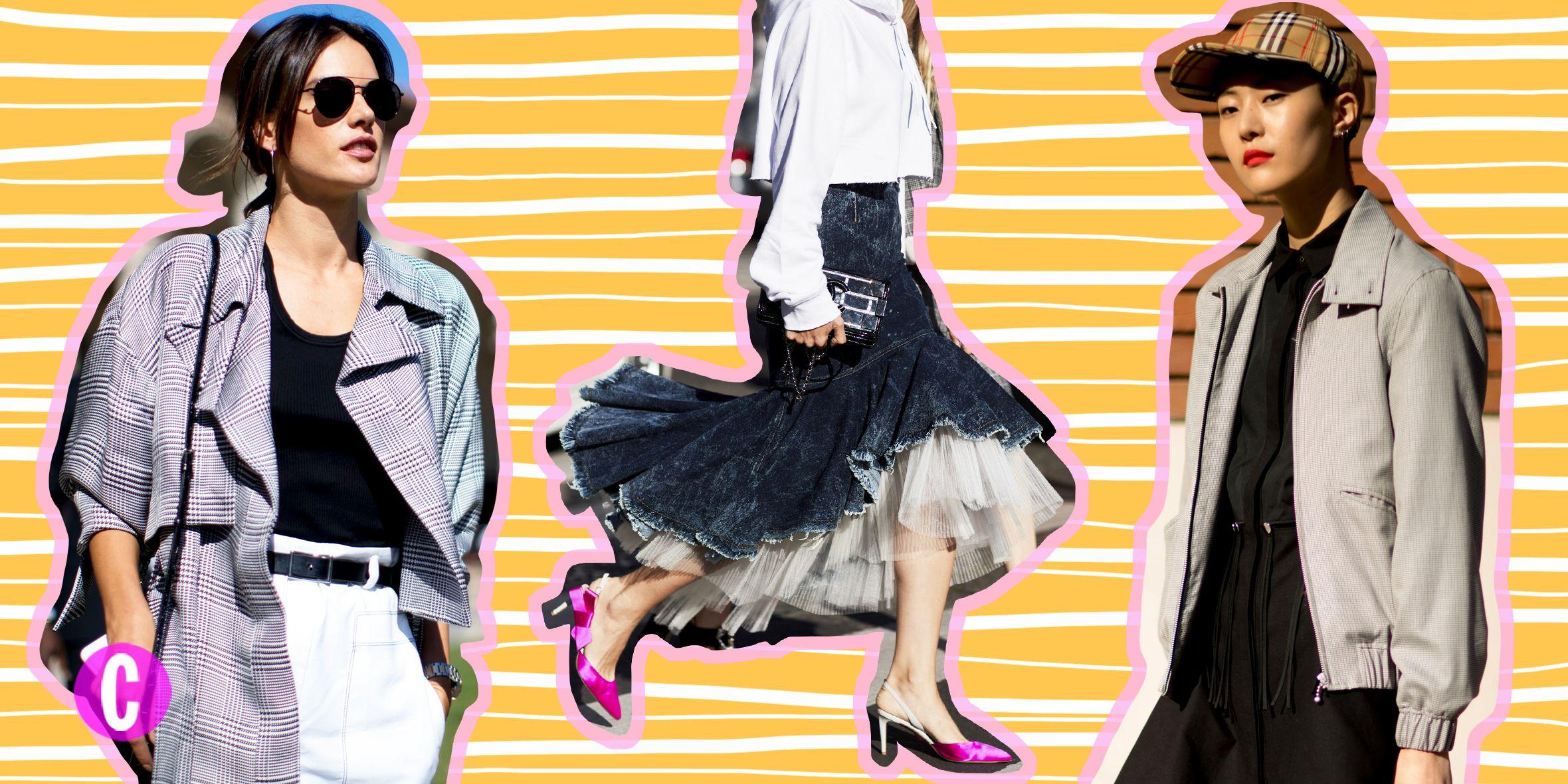 Moda primavera estate 2018, scopri i trend e lasciati ispirare dalle immagini della gallery su quali saranno i look di tendenza per un outfit perfetto in ufficio, per il tempo libero o per una serata speciale.