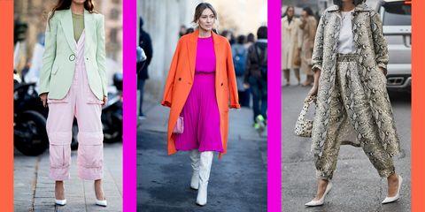 È durante la Paris Fashion Week 2019 e la Milano Fashion Week 2019 che si  comincia. Imaxtree. La moda primavera estate ... 4a23d154456