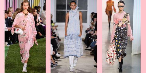Abiti Eleganti Corti Estate 2019.I Vestiti Di Moda La Prossima Primavera Estate 2019