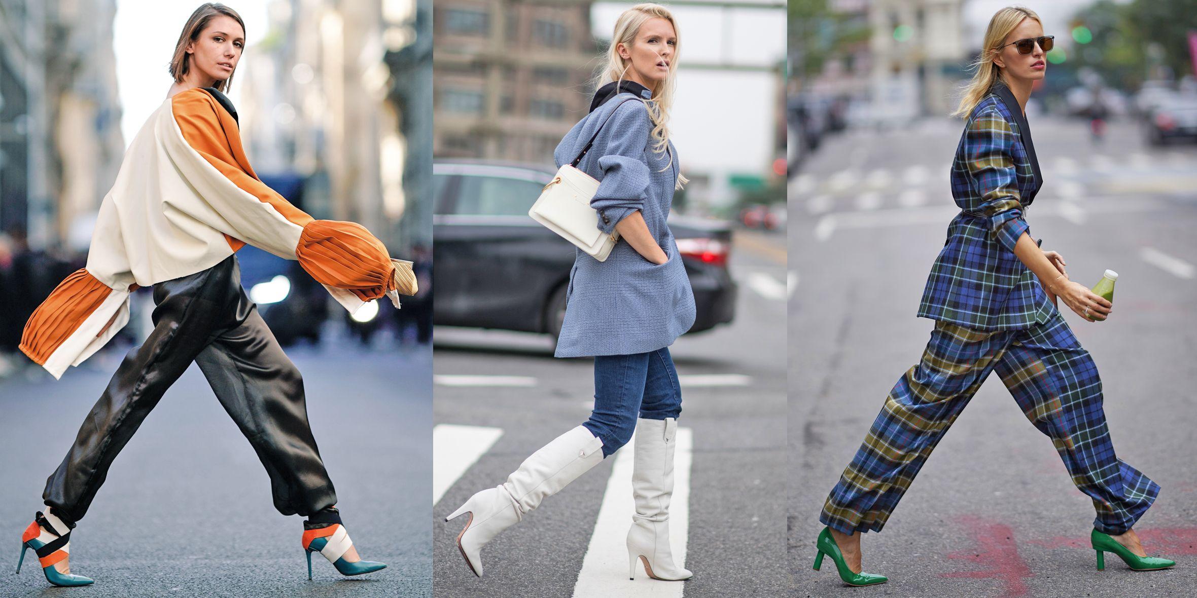 Guarda gli outfit autunnali della moda donna 2018 2019 e scopri dalle  immagini della gallery gli
