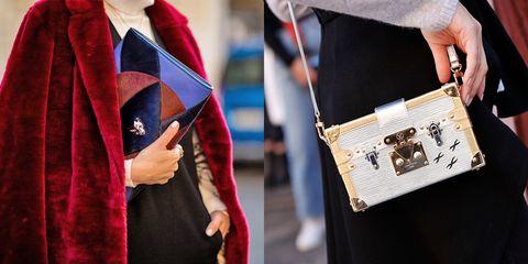 Le pochette sono delle borse piccole ed eleganti specie se firmate dai  grandi marchi della moda 078213f14de