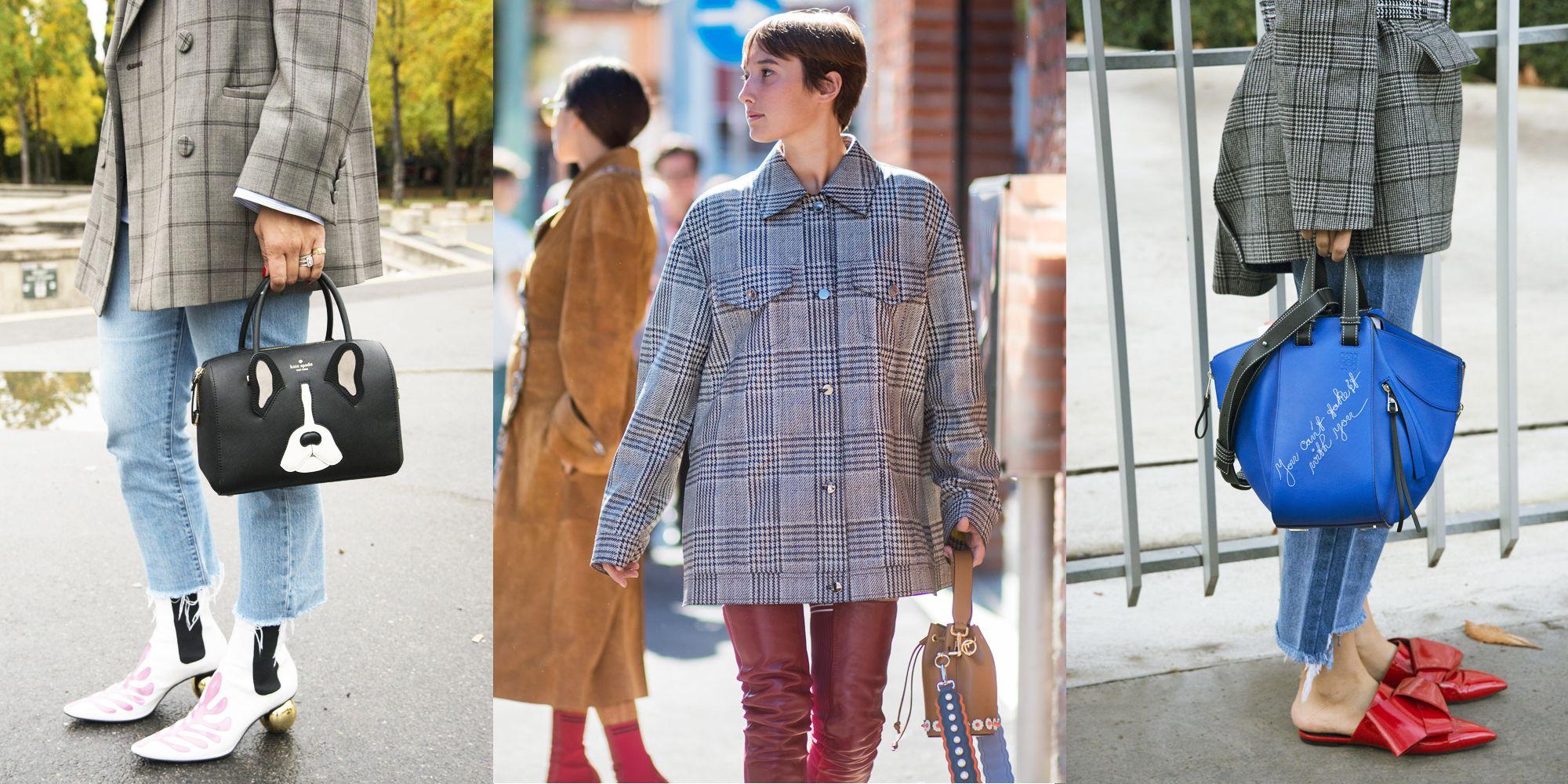 Per Moda Principe Galles11 2018 L'inverno Di Abbinamenti WYE9IDH2