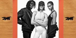 Reebok e Victoria Beckham insieme per creare una capsule di abbigliamento streetwear e sportswear di nuova generazione, unisex, easy e altamente urban chic che amerai all'istante.