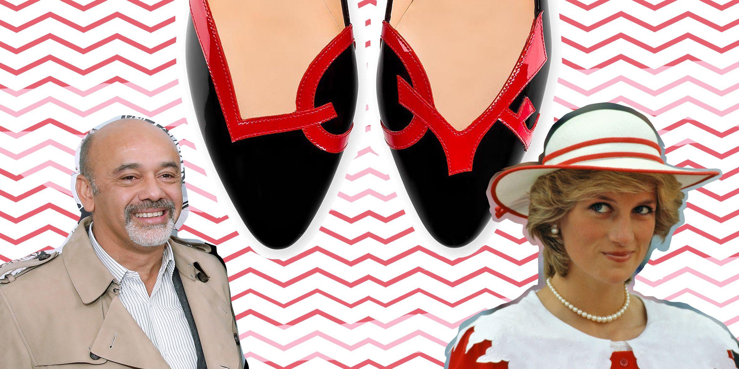 Le nuove scarpe Louboutin della serie LOVE sono un omaggio e un abbraccio mega a Lady Diana advise