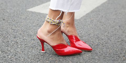 size 40 a1336 a2a32 Scarpe rosse: è la tendenza moda estate 2018