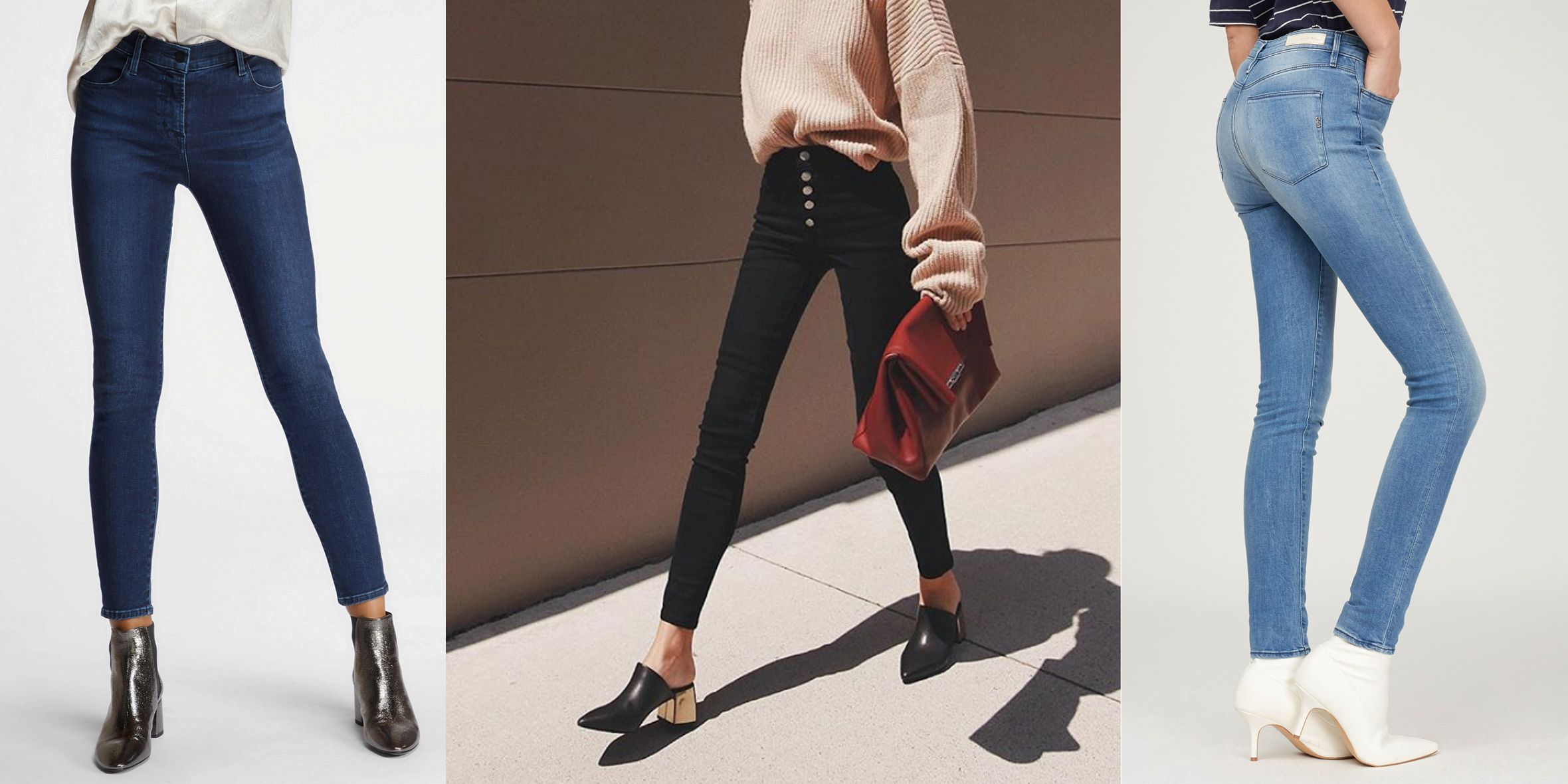 Gli skinny jeans 2019 sono qui, sono tornati ad essere di super tendenza  con tanta