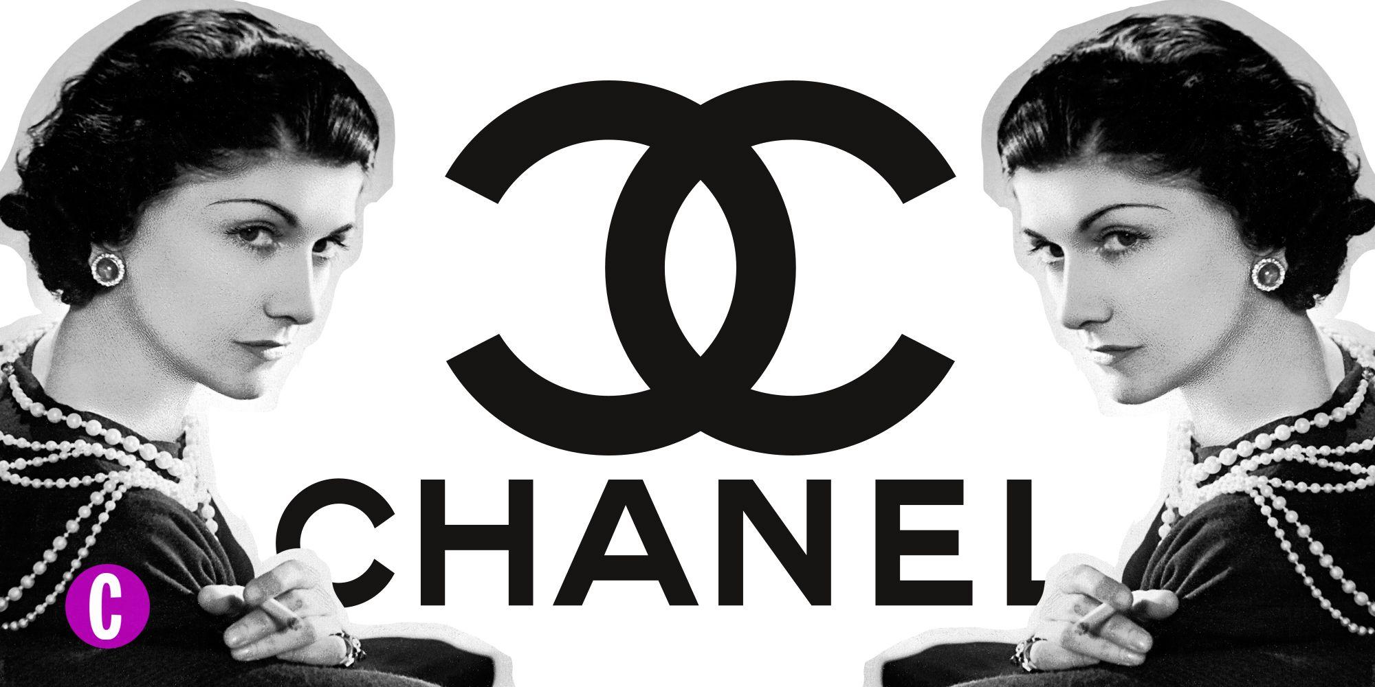 Non basta chiamarsi Coco Chanel per inventare un logo così unico e senza tempo. E forse la moda non c'entra per niente.