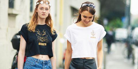 Le nuove t-shirt Kuky, sono come t-shirt personalizzate, perché pensate e ideate da Veronica, 14enne romana, sulla base di un'idea moda unica, su misura, con le stampe di animali simbolo delle fasi teen e dell'adolescenza.