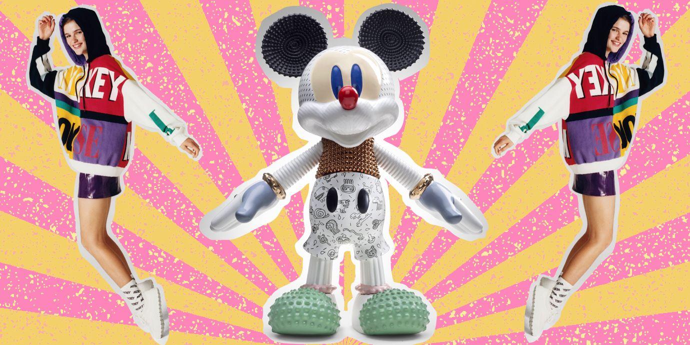 Topolino è di moda I 90 anni di Mickey Mouse fanno battere il cuore e aprire le ante dellarmadio: le chicche non sono ancora finite