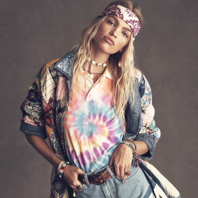 b00b6b0b7b Vestiti a fiori moda Primavera Estate 2019: lo stile hippie glam è ...