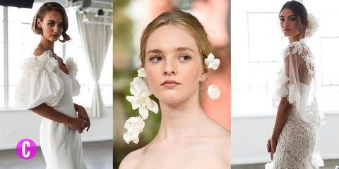 Vestiti da sposa  tutte le tendenze moda 2018 da2b5b2a9d9