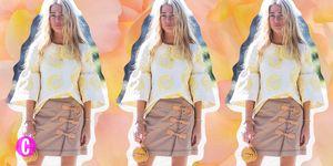 Dì ciao al millennial pink per salutare nuovi outfit con i vestiti gialli: il colore mantra, luminoso da indossare quasi subito.