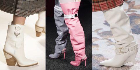La moda del prossimo autunno inverno ti riserva scarpe 2018 da perdere le  testa 28e52f79fea