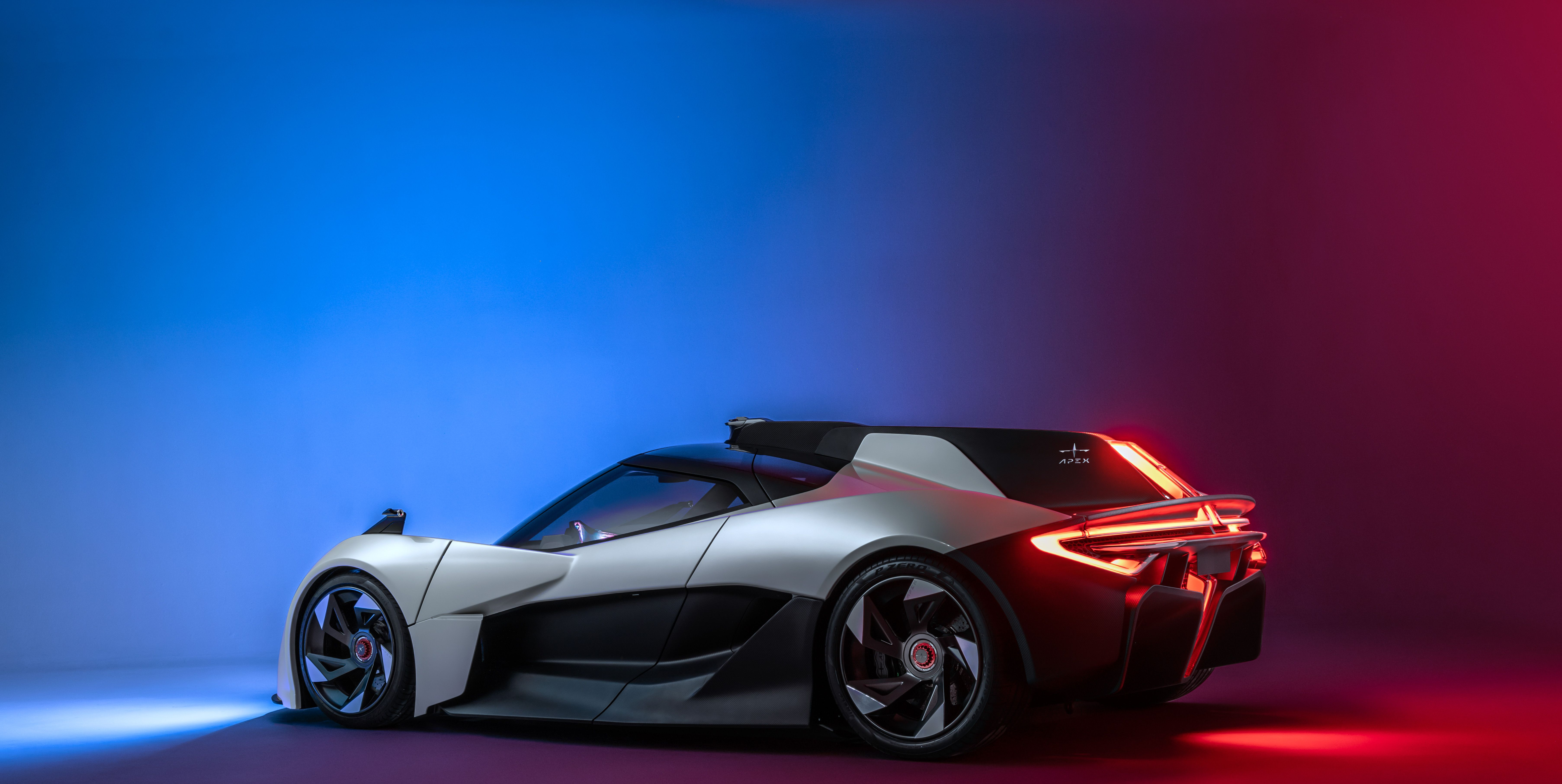 649-HP Apex AP-0 Lightweight Electric Sports Car Coming in 2022