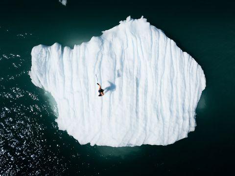 White, Iceberg, Ice, Sea ice, Water, Sky, Polar ice cap, Glacier, Ice cap, Ocean,